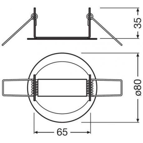 System sterowania oświetleniem LS/PD CI KIT CI KIT