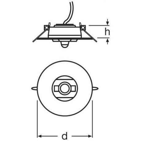 System sterowania oświetleniem LS/PD MULTI 3 CI