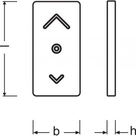System sterowania oświetleniem SMART+ Switch Mini Blue