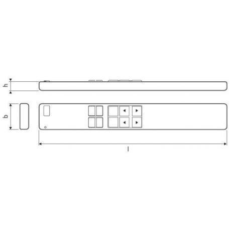 System sterowania oświetleniem User Remote