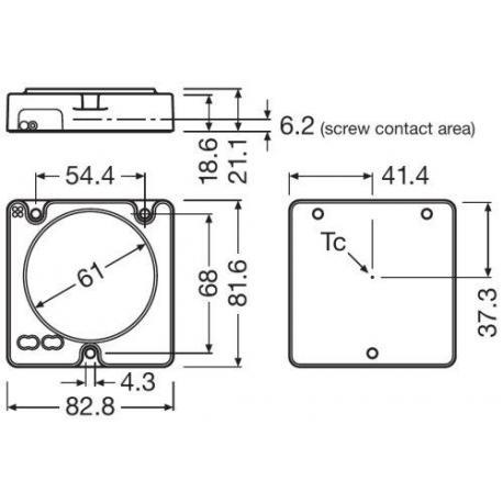Taśma LED PrevaLED® Cube AC G3 -1100-840