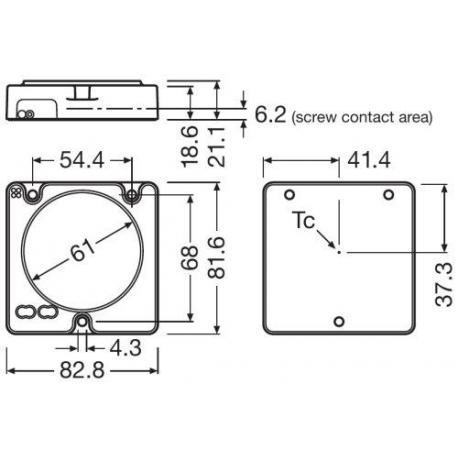Taśma LED PrevaLED® Cube AC G3 -2000-830