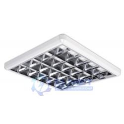 Lampa awaryjna Intelight Sawa LED 4x9 4000K 2h SA natynkowa
