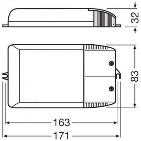 Statecznik elektroniczny POWERTRONIC® INTELLIGENT PTi I 35/220…240 I