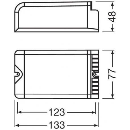 Statecznik elektroniczny POWERTRONIC® OUTDOOR PTo 50/220…240 3DIM