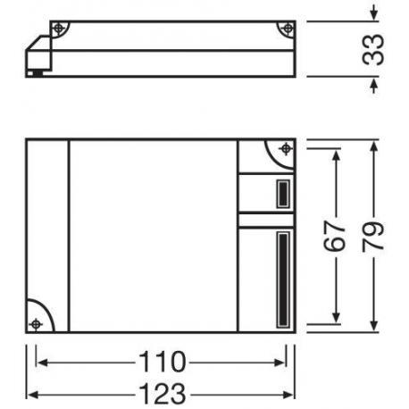Statecznik elektroniczny QUICKTRONIC® MULTIWATT 2X26…42 S