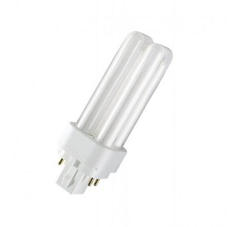 Świetlówka kompaktowa (jednotrzonkowa) OSRAM DULUX® D/E 18 W/830 10szt.