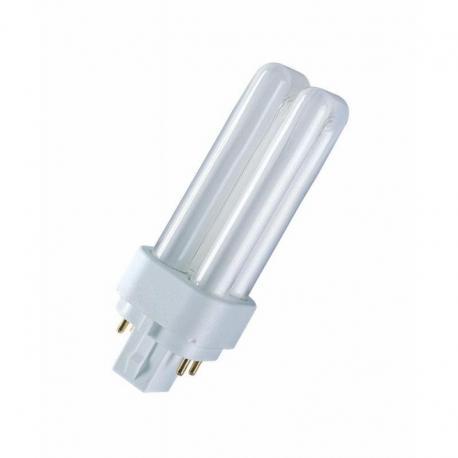 Świetlówka kompaktowa (jednotrzonkowa) OSRAM DULUX® D/E 18 W/840 10szt.