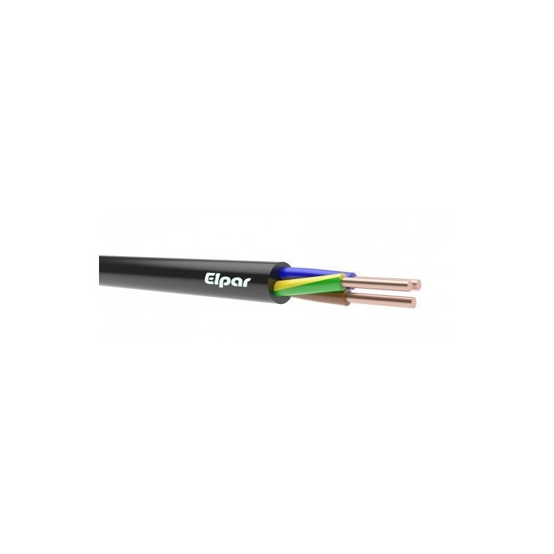 Kabel elektroenergetyczny YKY 3x1,5 1000V 1m