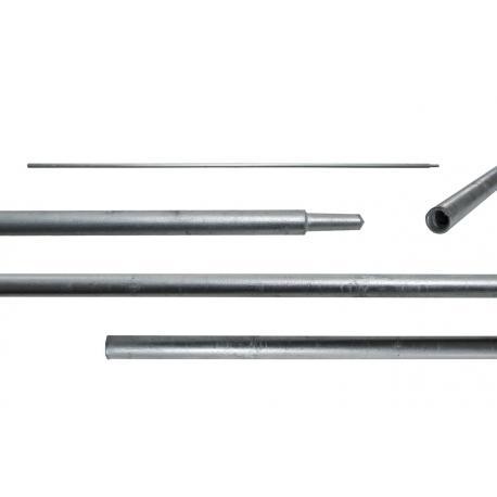 Uziom-bezgwintowy iglica/przedłużka 1,5m ocynk ogniowy Pawbol R.8164BG