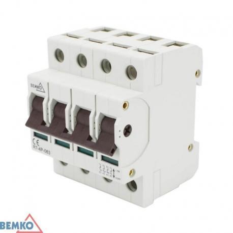 Bemko Rozłącznik Izolacyjny 4P 100A
