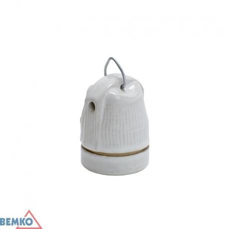 Bemko Oprawka Ceramiczna E27 Z Uchwytem