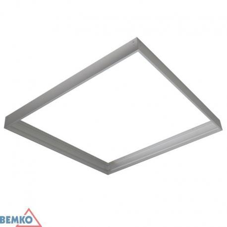 Bemko Ramka Montażowa Do Panelu Led 60X60 Aluminium