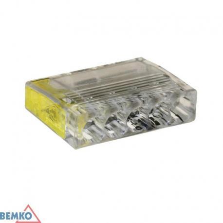 Bemko Szybkozłączka Kompakt 0,5-2,5Mm2 X 5 -10 Szt.