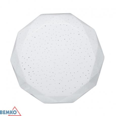 Bemko Plafoniera Led Bursa 10W 4000K 750Lm Ip20 Klosz Diament
