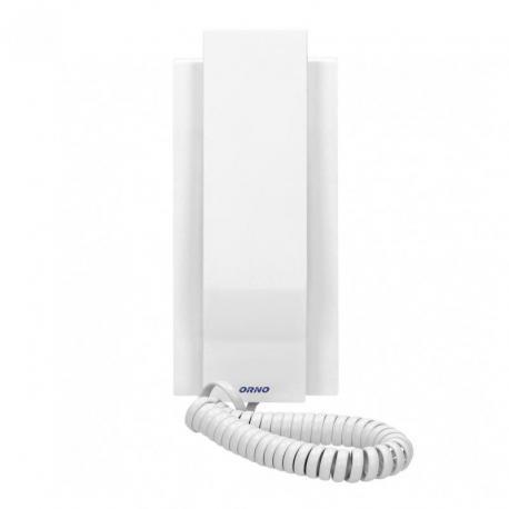 Orno Unifon do rozbudowy domofonów z serii AVIOR, biały