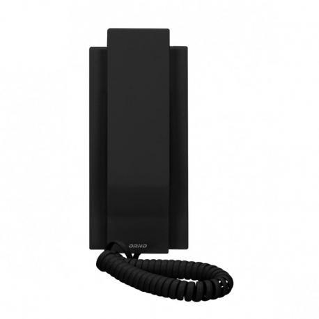 Orno Unifon do rozbudowy domofonów z serii AVIOR, czarny