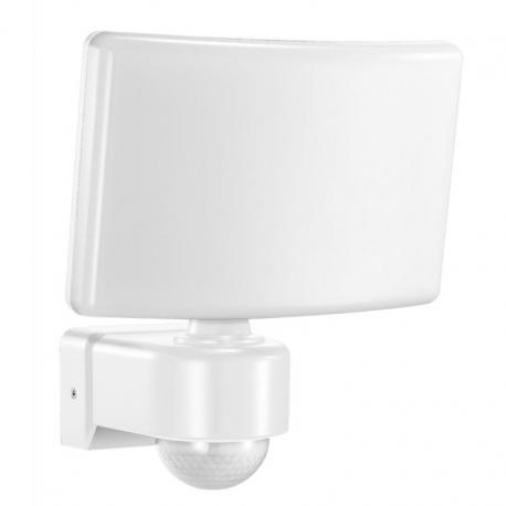 Orno TOS LED 30W naświetlacz ogrodowy z PIR, 2200lm, IP65, 4000K, PC, biały
