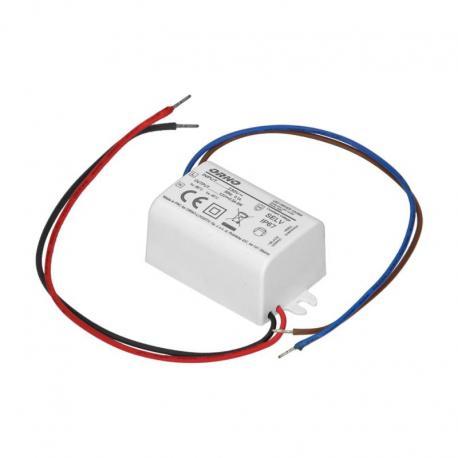 Orno Zasilacz MINI do LED do puszki 12VDC 6W, IP67, 55/29,5/22mm
