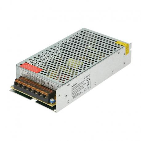 Orno Zasilacz open frame 12VDC 200W, IP20