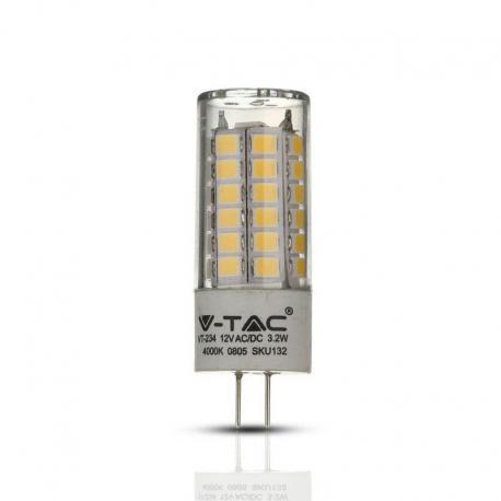 Żarówka LED V-TAC VT-234 Samsung Chip 3,2W G4 T16 4000K 385lm A++ 300°