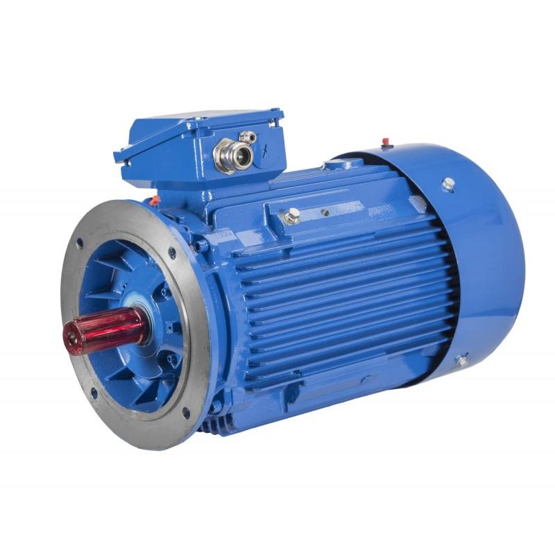 Silnik elektryczny trójfazowy Celma Indukta Sg180L 8/4 10/15.8 kW B3