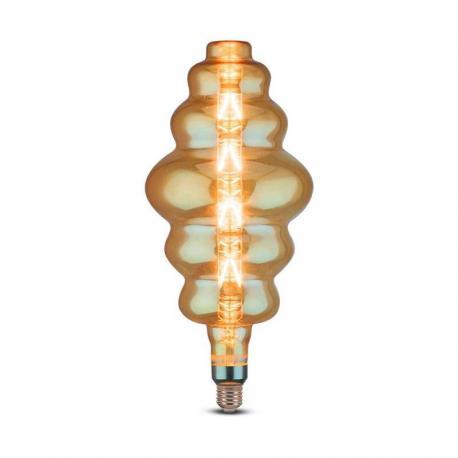 Żarówka dekoracyjna LED V-TAC VT-2159 8W E27 S180 2200K 620lm A+ 300°