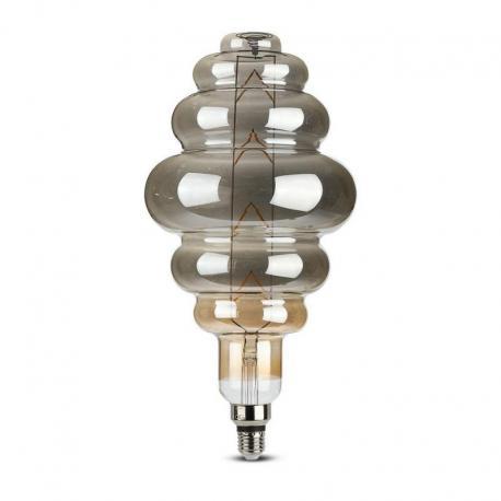 Żarówka dekoracyjna LED V-TAC VT-2159 8W E27 S180 2200K 240lm A 300°