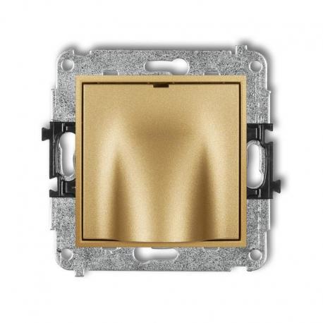 Karlik Mechanizm wypustu kablowego złoty 29MWPK