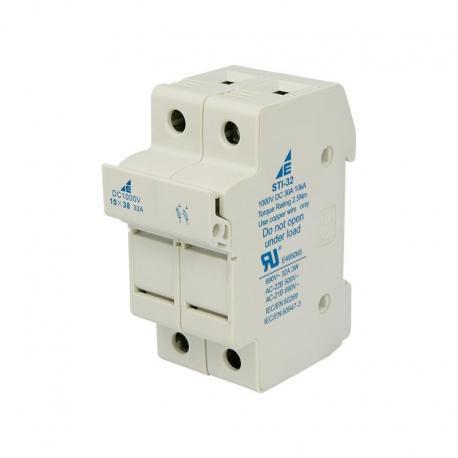Elektroplast Rozłącznik bezpiecznikowy STI/32/2P 10x38 1000VDC
