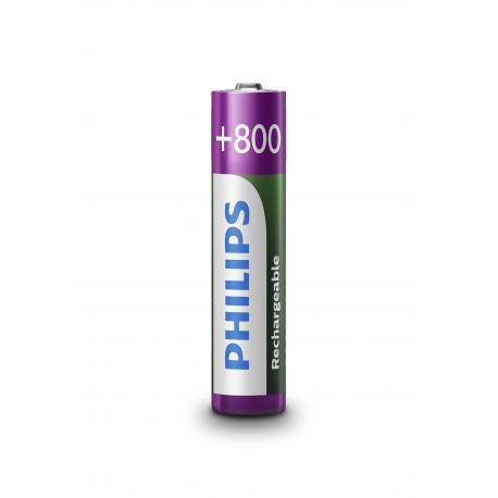Akumulator Philips R03 Ni-Mh 800mAh B2