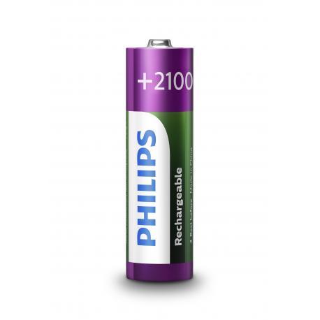 Akumulator Philips R6 Ni-Mh 2100mAh B4