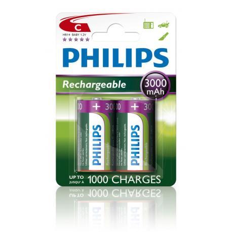 Akumulator Philips R14 Ni-Mh 3000 mAh B2