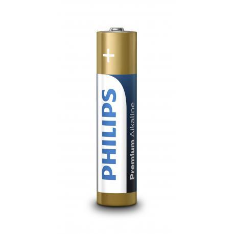 Bateria Philips LR03 Premium Alkaline B4