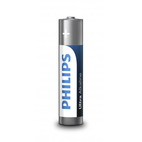 Bateria Philips LR03 Ultra Alkaline B4