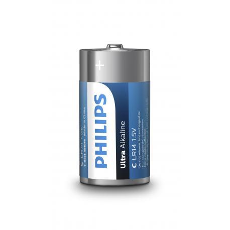 Bateria Philips LR14 Ultra Alkaline B2
