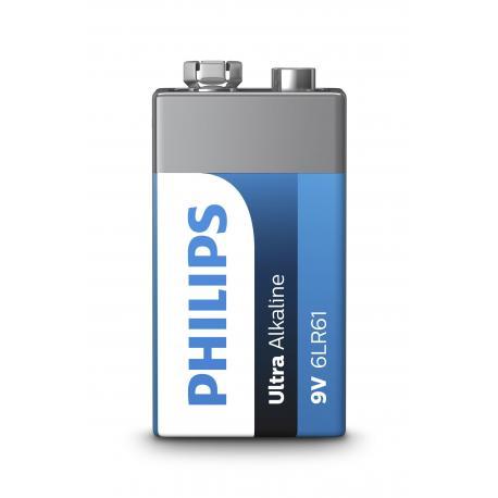Bateria Philips 6LR61 Ultra Alkaline B1