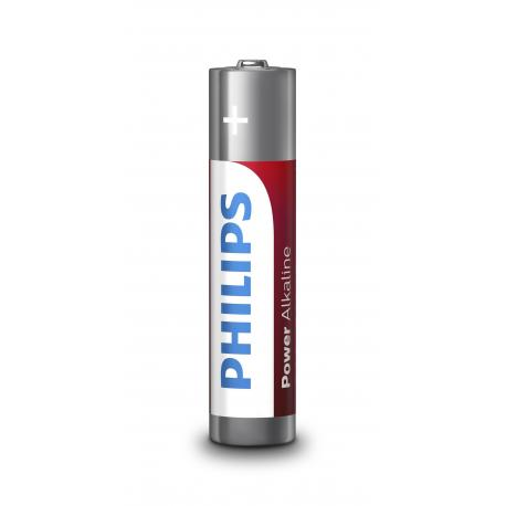 Bateria Philips LR03 Power Alkaline B6