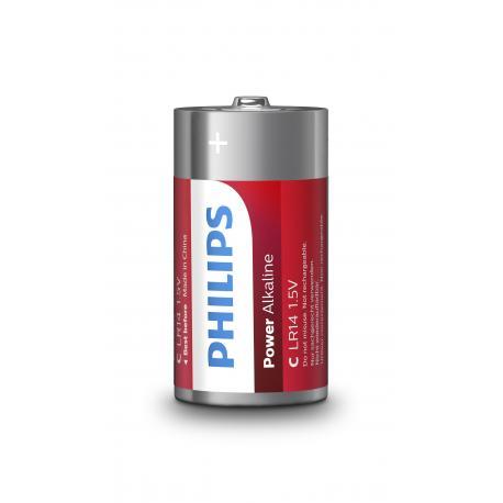 Bateria Philips LR14 Power Alkaline B2
