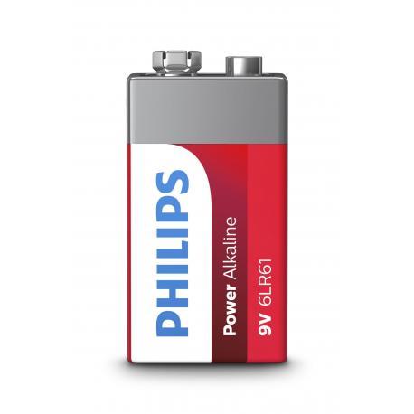 Bateria Philips 6LR61 Power Alkaline B1