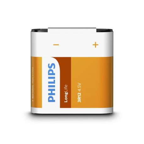 Bateria Philips 3R12 LongLife B1 blister