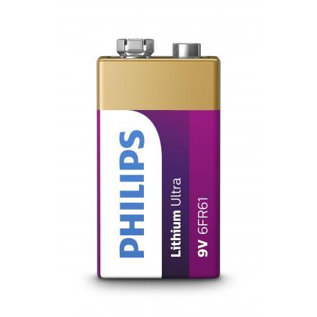 Bateria Philips 6FR61 Lithium Ultra B1