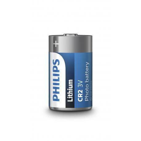 Bateria Philips CR2 Photo 3V
