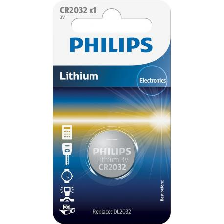Bateria Philips CR2032/01B