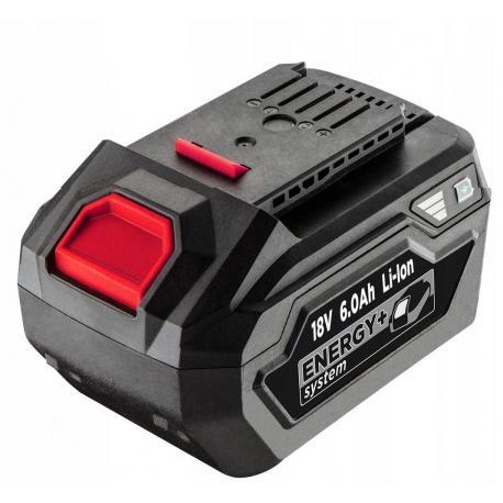 Akumulator litowo-jonowy 18V 6,0Ah Graphite Energy+ 58G086