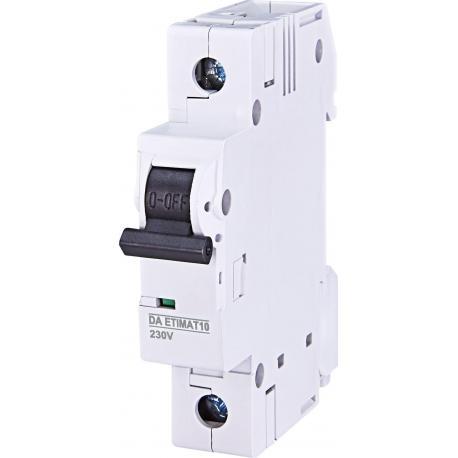 Eti Polam Wyzwalacz napięciowy (wzrostowy) DA Etimat 10 230V AC/DC 002159301