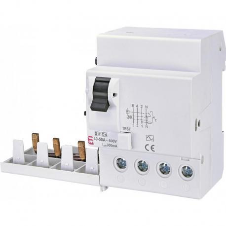 Eti Polam Moduł różnicowoprądowy DIFO-4 AC 40-50/0.3 002058228