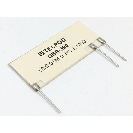 Telpod Precyzyjny dzielnik napięcia GBR-390