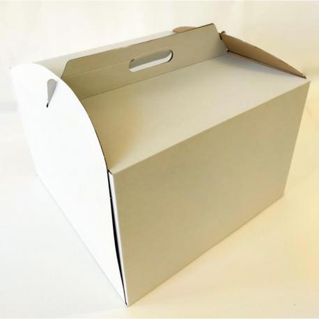 Krak-Old Pudełko na tort 365x365x250 5szt.