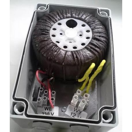 Telpod Transformafor separacyjny bezpieczeństwa LED Trafo LED 121010/TEL
